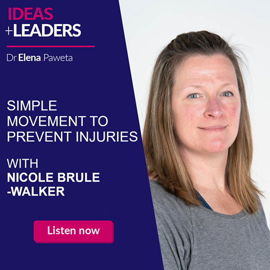 Simple Movement to Prevent Computer-Related Injuries – Nicole Brule-Walker
