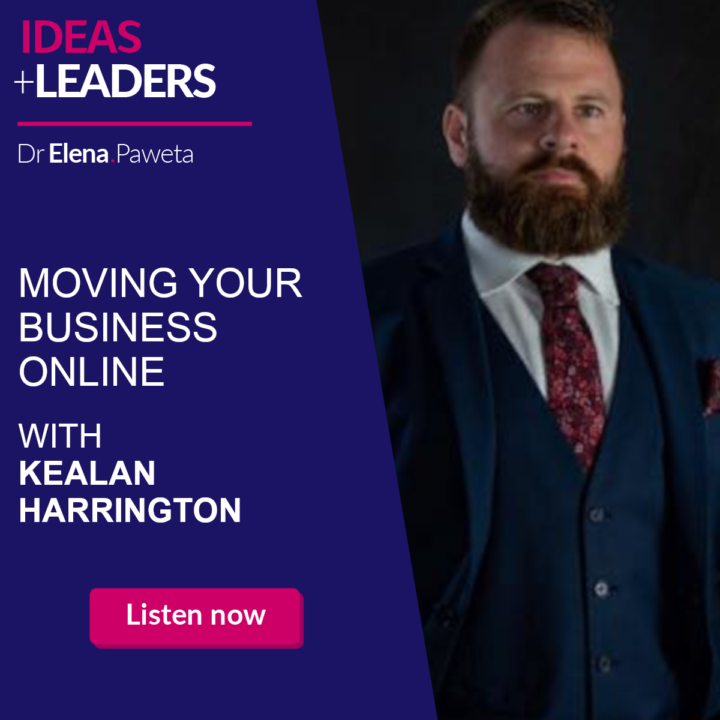 Moving Your Business Online. The Art of Effective Online Communication – with Kealan Harrington