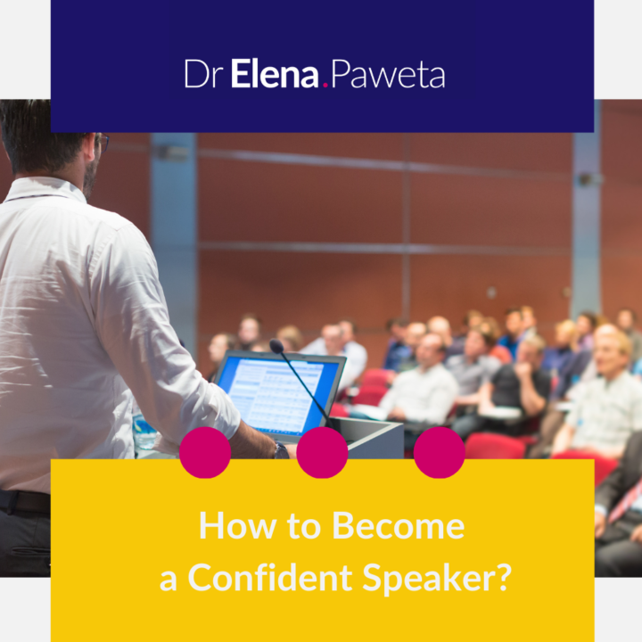 How to Become a Confident Speaker?