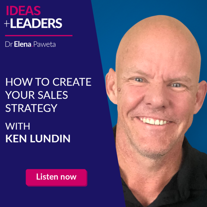 How to Create Your Sales Strategy – Ken Lundin