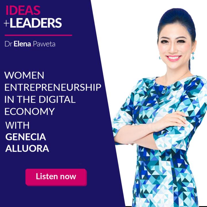 Women Entrepreneurship in the Digital Economy – Genecia Alluora